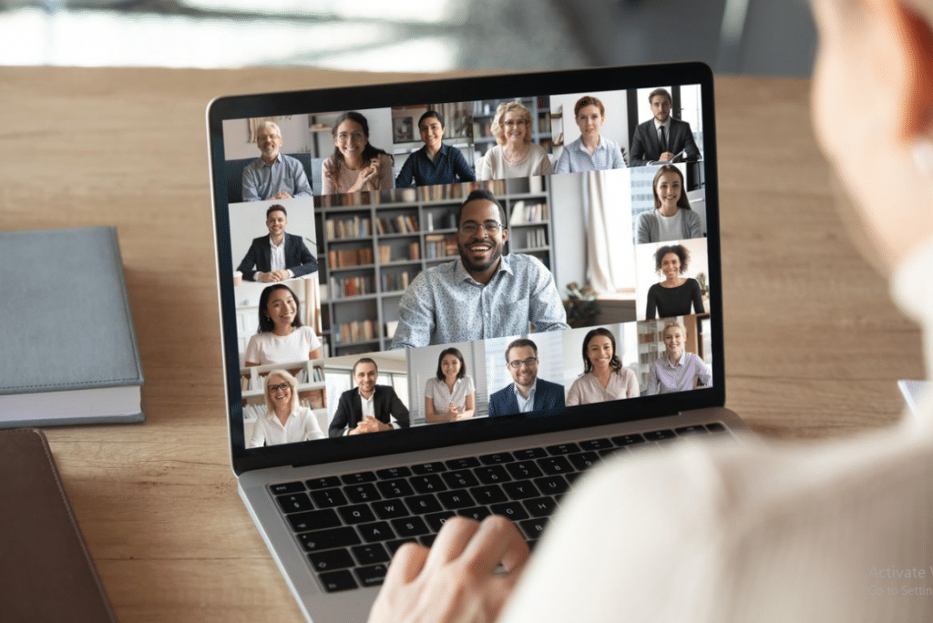 What It Takes to Run a Great Virtual Meeting