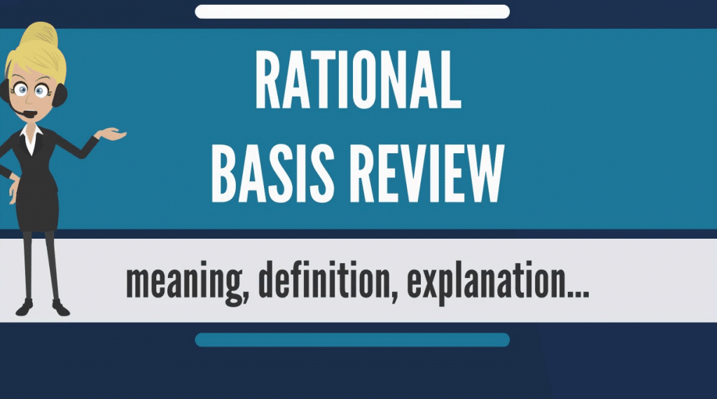 Rational Basis Test: Definition & Application